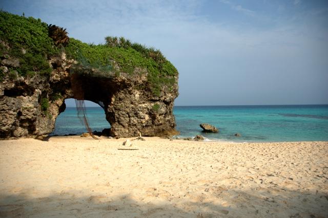 宮古島,砂山ビーチ
