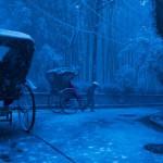 [年始]雪の京都・嵐山へ[正月]