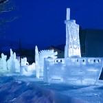 [イベント]大沼函館雪と氷の祭典[2015]