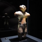 南茅部にある函館市縄文文化交流センターの中空土偶を見に行ってきた