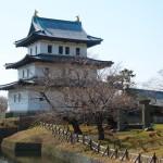 松前城公園と小京都な町並みの寺町を散策で隠れ観光スポットを満喫