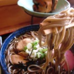 [道南:福島町]千軒そば屋で十割蕎麦を頂く