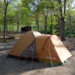 五鹿山公園キャンプ場-湧別町