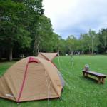 富良野の夏2015[2]国設白金野営場でキャンプ